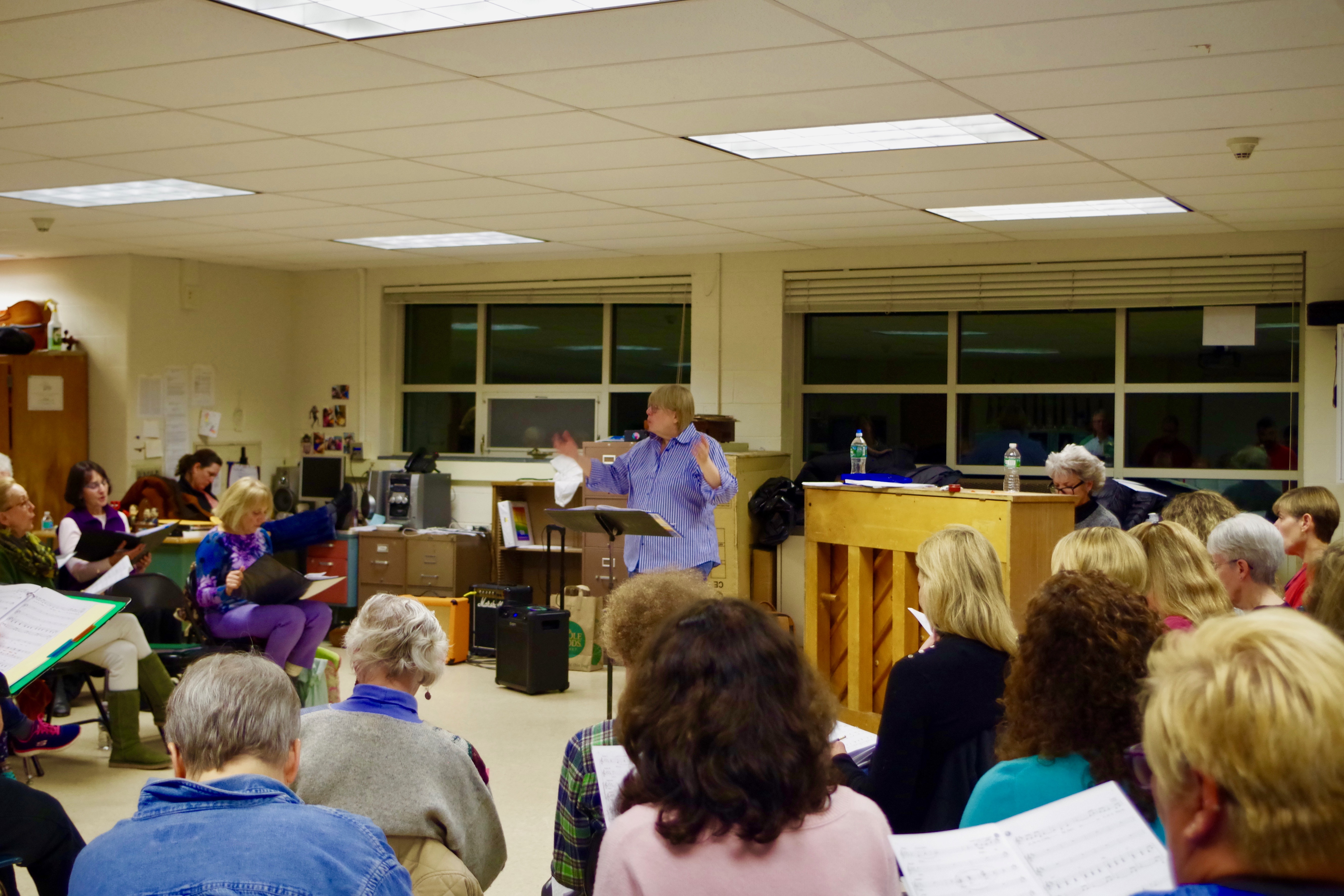 About Us – The Ridgefield Chorale
